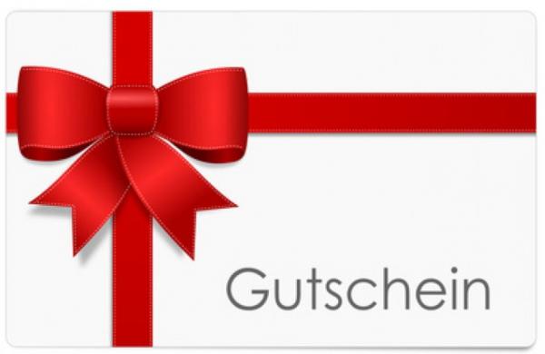 Geschenksgutschein
