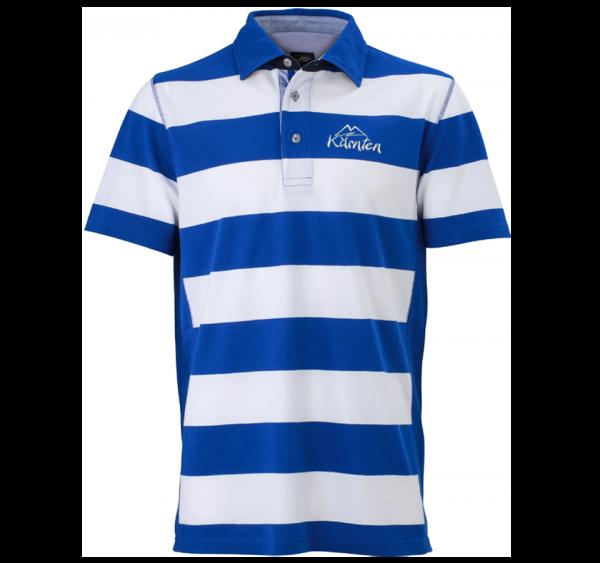 Polo-Shirt gestreift