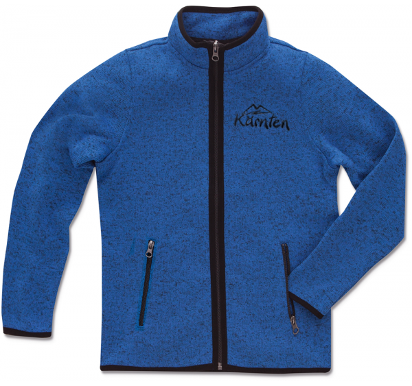 Kinder-Fleece-Jacke