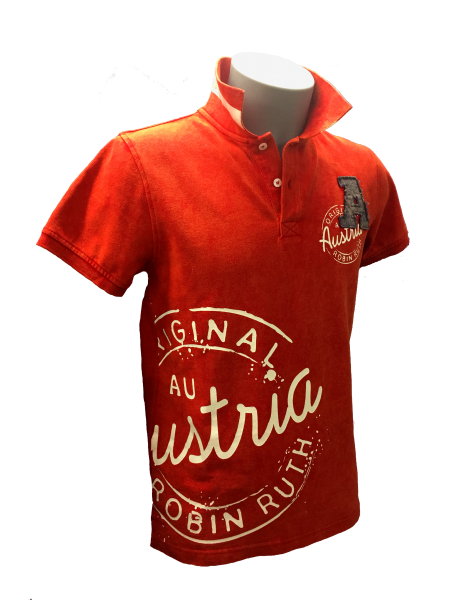 Austria Polo-Shirt