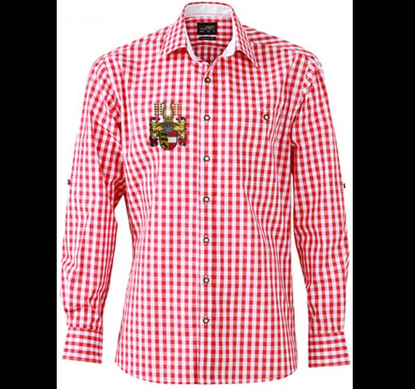 Herren-Trachtenhemd