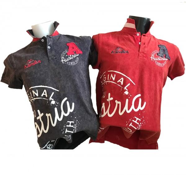 Polo-Shirt Austria
