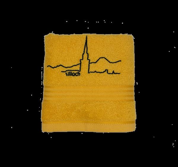 Handtuch Villach Skyline