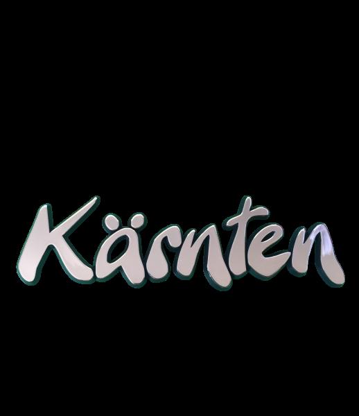 Kärnten 3D-Autoschriftzug