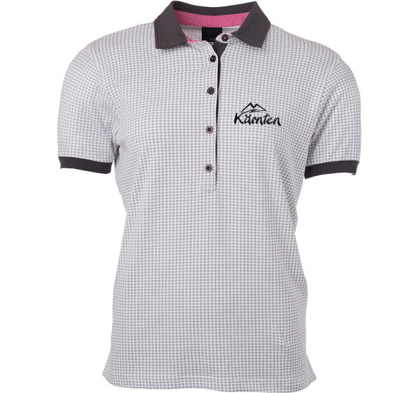 Damen Printed Polo