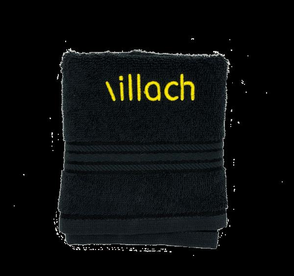 Handtuch Villach Schriftzug