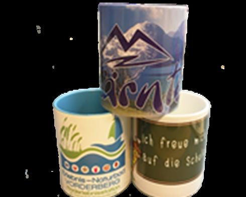 Tasse individuell mit Ihrem Logo oder Foto bedruckt
