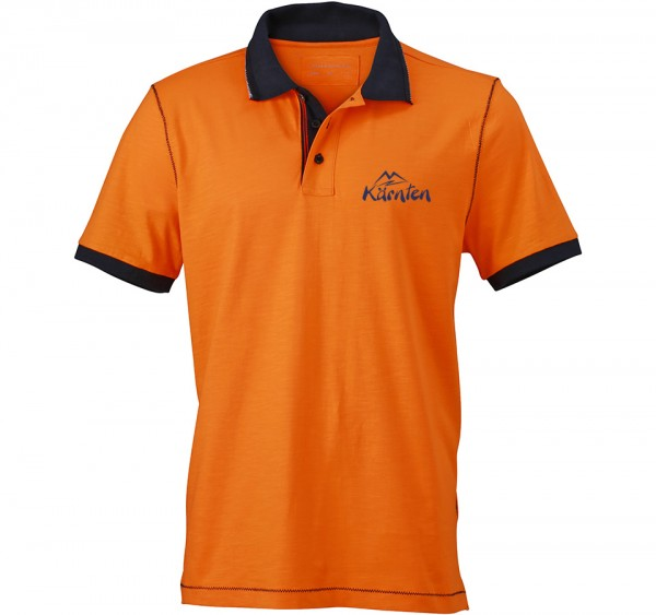 Polo-Shirt Jersey Urban Herren